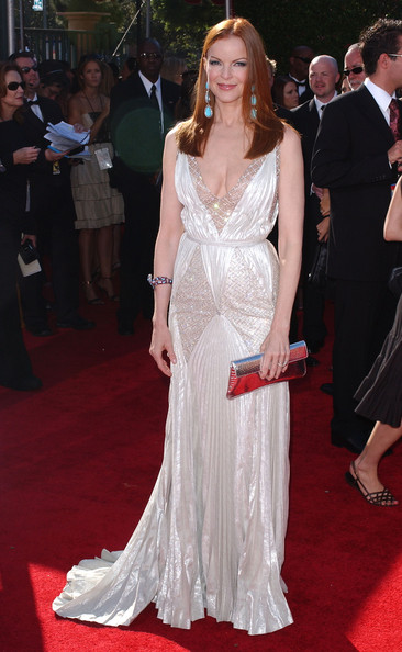 Marcia Cross 2007 Emmy Awards