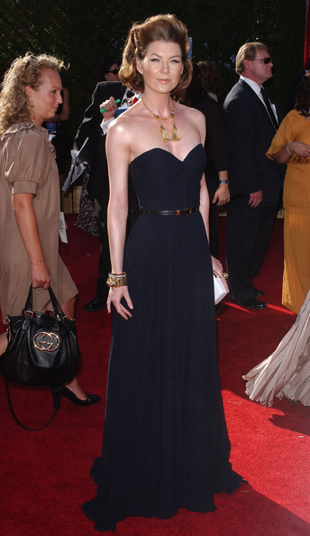 Ellen Pompeo 2007 Emmy Awards