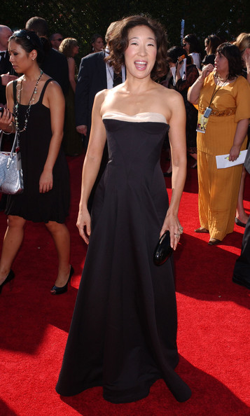 Sandra Oh 2007 Emmy Awards