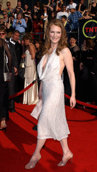 Julianne Moore Then