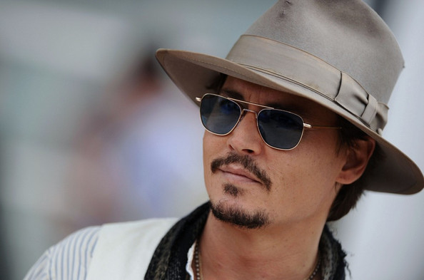 12e6f0ee4d1f9 Johnny Depp Owns Enough Hats to Fill Two Rooms - Daily Dish - Livingly
