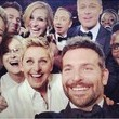 When She Was In Ellen's Infamous Oscars Selfie