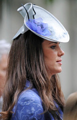 Will Kate Middleton Wed in a Hat?
