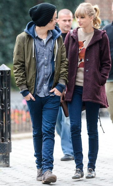 harry styles november 2012�january 2013 taylor swifts