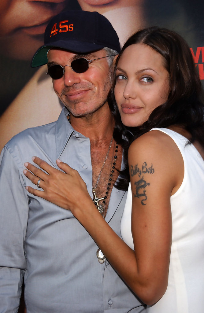Billy Bob Thornton explains vials of blood he and