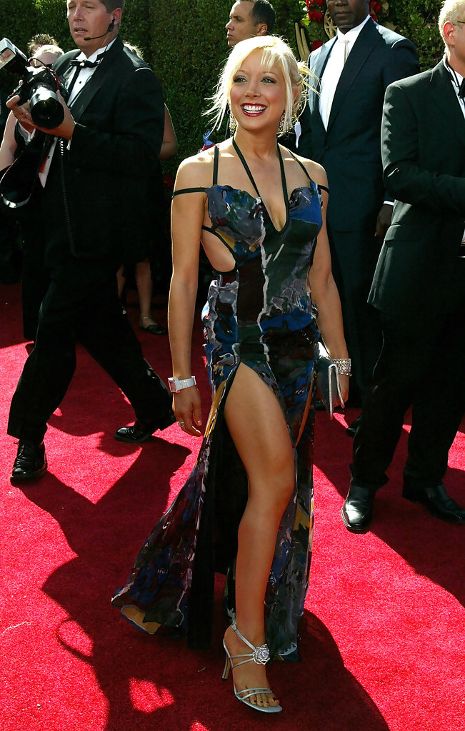 Courtney Peldon 2004 The Most Daring Emmy Dresses Of All