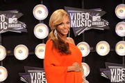 Singer Beyonce arrives at the 2011 MTV Video Music Awards at Nokia Theatre L.A. LIVE on August 28, 2011 in Los Angeles, California.