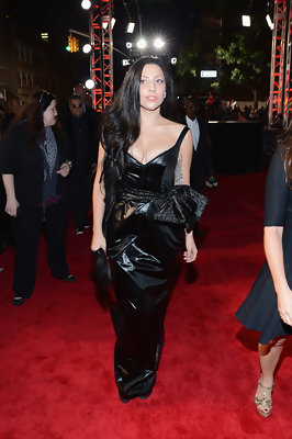 VMA Red Carpet Fashion: Lady Gaga Pictures