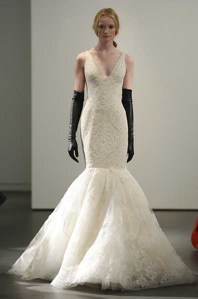 Vera Wang, Bridal Spring 2014 - The Most Stunning Wedding Gowns ...