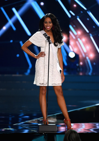 Miss Oregon, Natriana Shorter