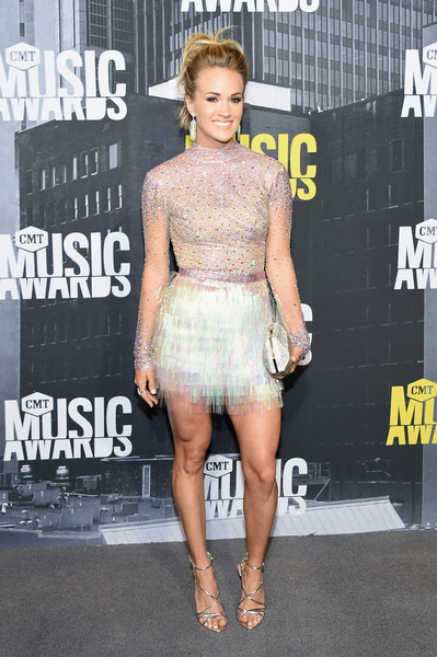 Carrie Underwood At The 2017 CMT Awards