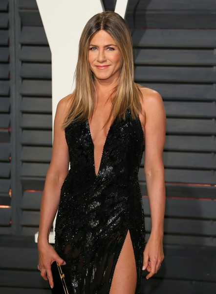Jennifer Aniston On Her Divorce from Brad Pitt
