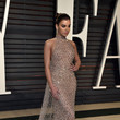 Hailee Steinfeld in a Bejeweled High Neck Train