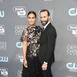 Maria Dolores Dieguez and Joseph Fiennes
