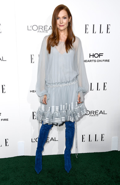 Darby Stanchfield in Shades of Blue