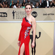 Alison Brie in Dundas at the SAG Awards