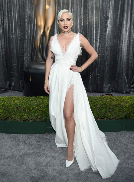 Lady Gaga In Christian Dior Couture
