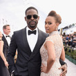 Sterling K Brown And Ryan Michelle Bathe