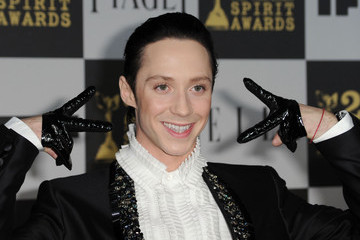 Johnny Weir to Star in MAC Cosmetics 'Glitter and Ice' Campaign