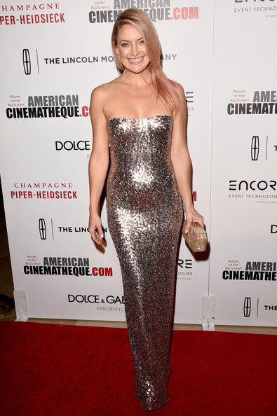 Kate In Jenny Packham At The American Cinematheque Awards, 2014