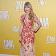 Jenny Packham at the 2012 CMA Awards