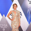 Cassadee Pope At The CMA Awards, 2015
