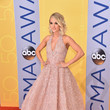 Carrie Underwood in a Princess Pink Gown