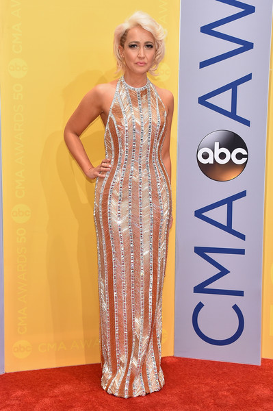 Meghan Linsey in Rose Gold
