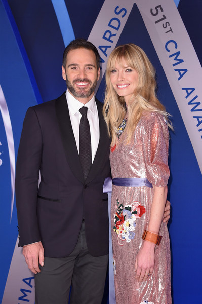 Jimmie Johnson & Chandra Janway Johnson