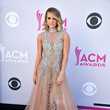 Carrie Underwood In Labourjoisie At The ACM Awards, 2017