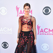 Cassadee Pope In Yanina Couture At The ACM Awards, 2017
