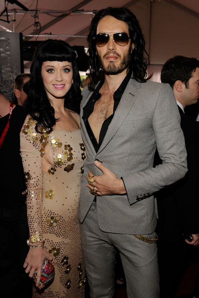 Katy Perry & Russell Brand, 2010