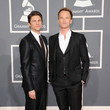 Neil Patrick Harris & David Burtka, 2012