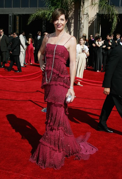 Allison Janney 2006 Emmy Awards