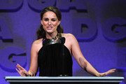 Presenter Natalie Portman onstage at the 63rd Annual Directors Guild Of America Awards held at the Grand Ballroom at Hollywood & Highland on January 29, 2011 in Hollywood, California.