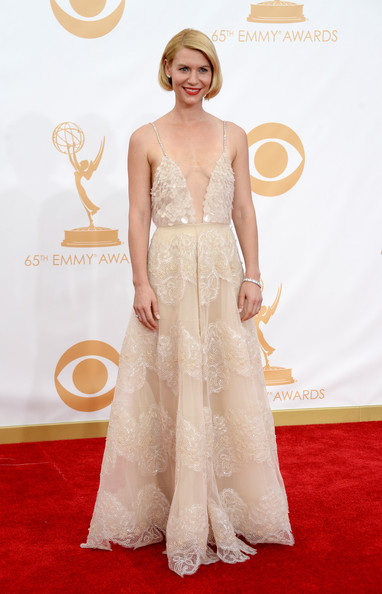 Claire Danes 2013 Emmy Awards