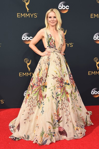 Kristen Bell 2016 Emmy Awards