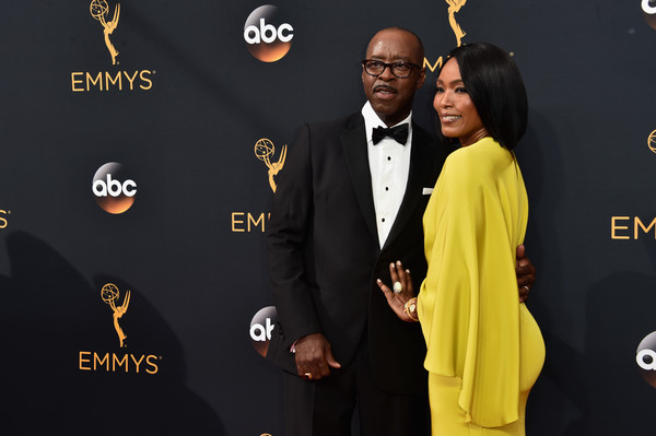 Courtney B. Vance and Angela Bassett