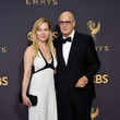 Kasia Ostlun and Jeffrey Tambor