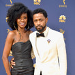Lakeith Stanfield And Xosha Roquemore