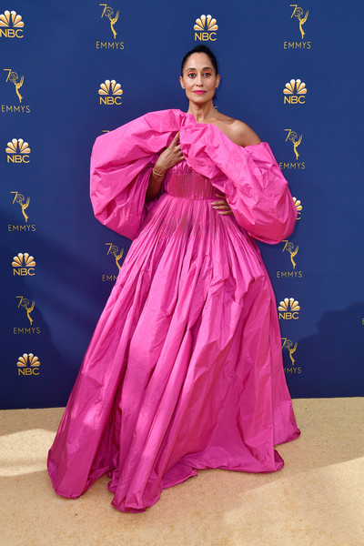 Tracee Ellis Ross In Valentino Couture At The Emmy Awards