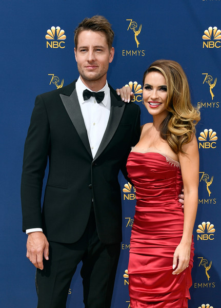 Justin Hartley And Chrishell Stause These Were The Cutest