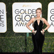 Blake Lively in Atelier Versace at the Golden Globes