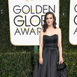 Winona Ryder At The 2017 Golden Globes