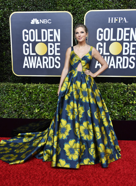 Etro at the 2020 Golden Globes