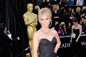 Cheryl Hines Oscar Dress: Johanna Johnson