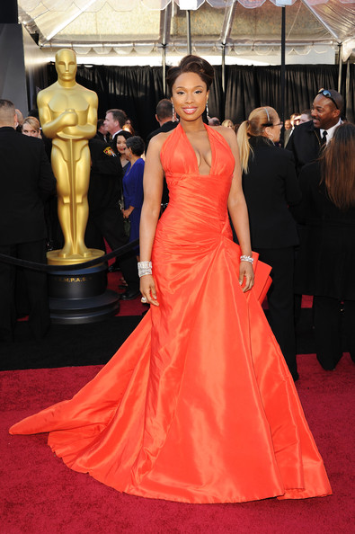 Jennifer Hudson at the 2011 Oscars