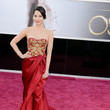 Olivia Munn at the 2013 Oscars