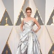 Lily Cole at the Oscars