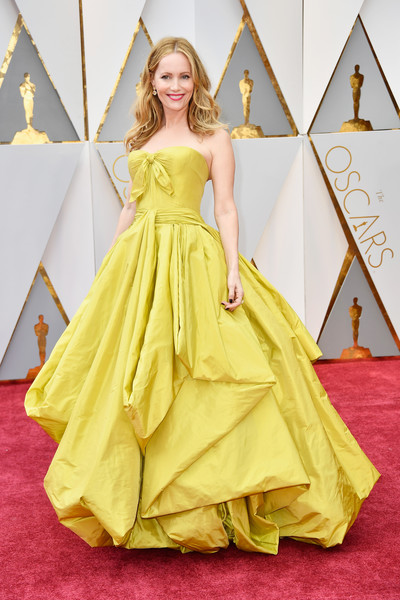 Leslie Mann a the 2016 Oscars